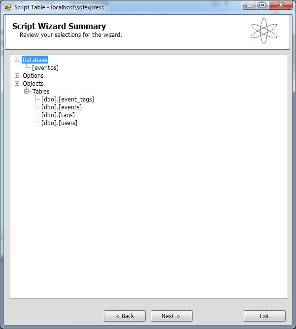 SQL Azure Migration Manager 5