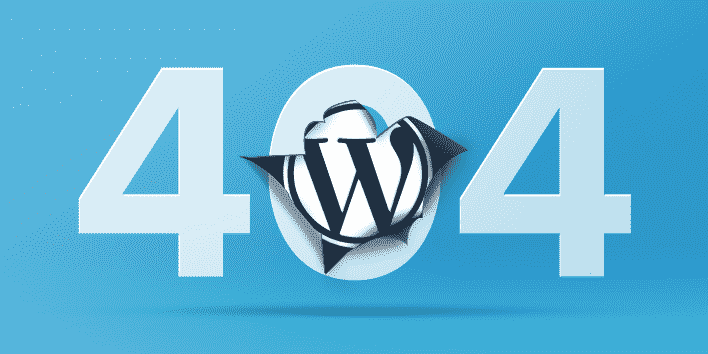 error 404-wordpress-linube