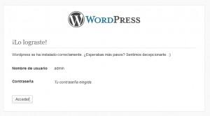 instalar una plantilla de WordPress-instalacion completa