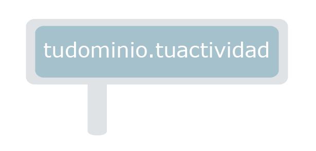 extensiones de dominio-actividades-linube
