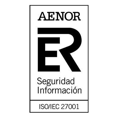 Linube obtiene la ISO 27001 por parte de Aenor