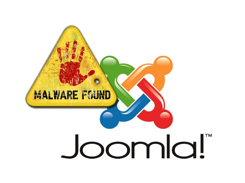 Joomla hackeado