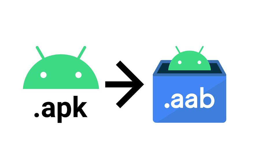 Las aplicaciones APK deberán pasar a AAB, el nuevo formato de Android
