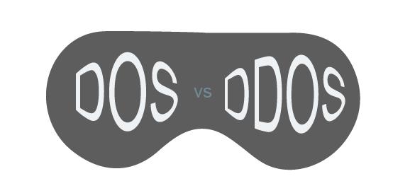 diferencias-ataques-DoS y DDoS-linube