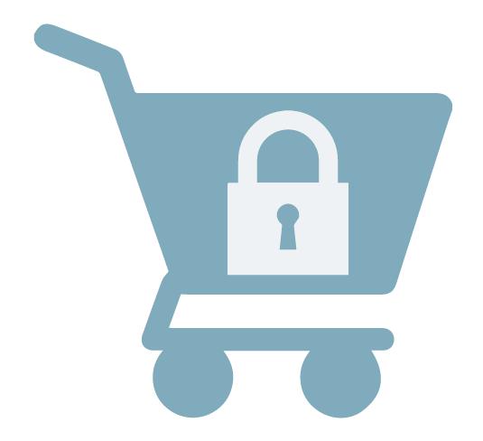 ecommerce-comprar-seguridad en internet-linube-carrito-candado