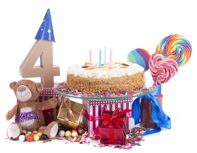 Cumpleaños de Blackslot