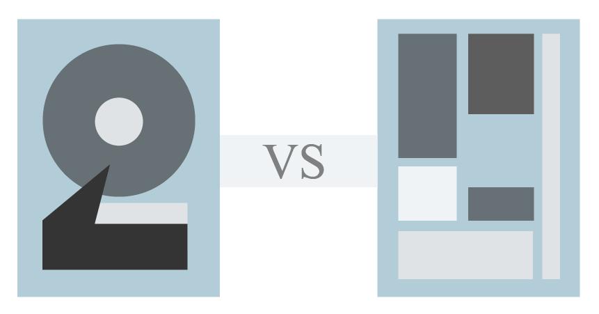 Discos SAS-vs-Discos SSD-Linube