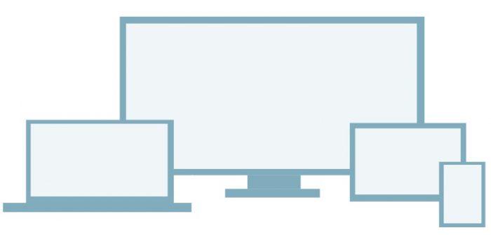 Diseño responsive o adaptativo