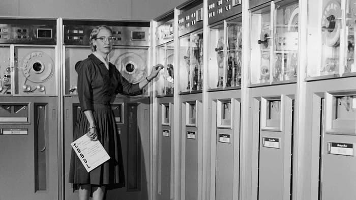 Grace Hopper, pionera en la informática