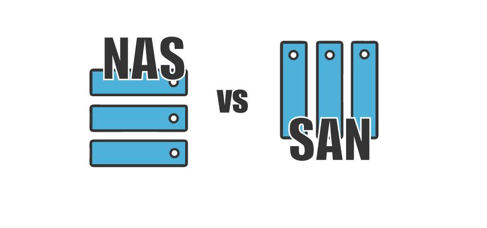 ¿NAS y SAN, qué elegir para ampliar tu servidor cloud?