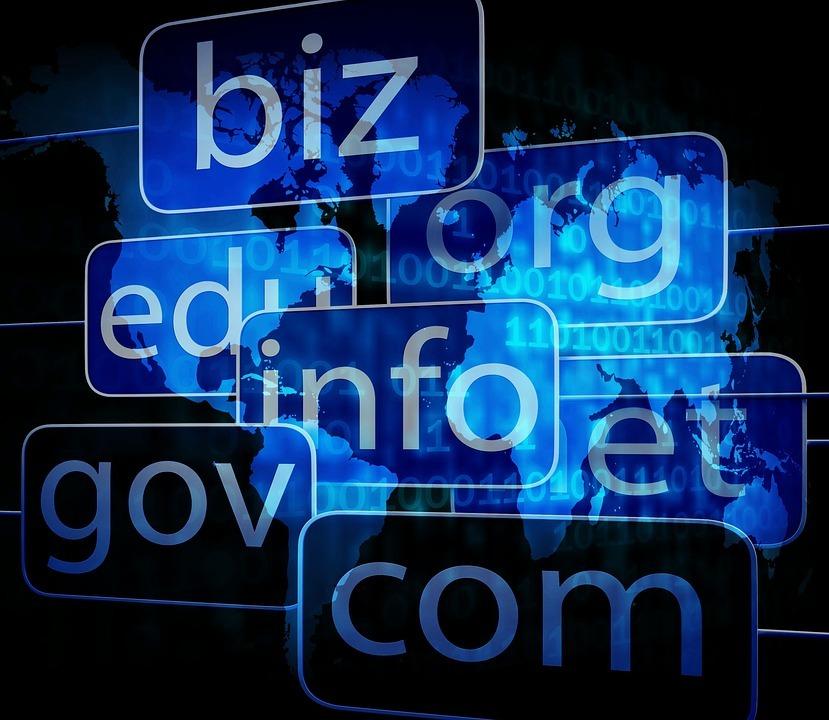 validar un nombre de dominio